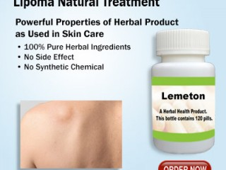 Natural Treatment for Lipoma